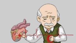 冬季易发生冠心病老人注意心脏保暖