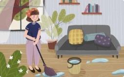 """冬季开窗通风次数减少 居家清洁消毒做到""""七要"""""""