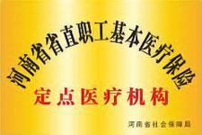 河南省职工基本医疗保险定点医疗机构